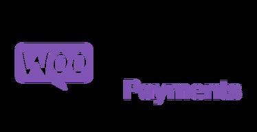 Logo Woo Pay Dark