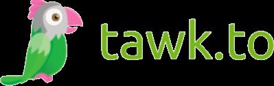 tawkto logo chat