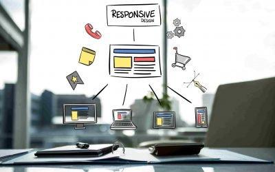 ¿Qué porcentaje de sitios web cuentan con un diseño web responsivo?